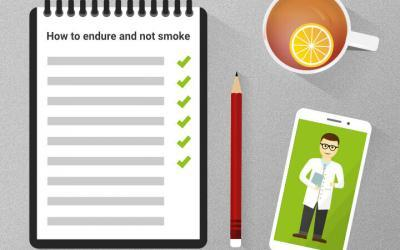 How to endure and not smoke? Useful tips which will help you to make it